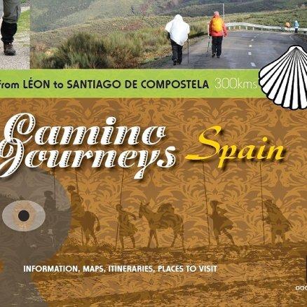 Camino Journeys, Spain - ebooks from Good Walking Books