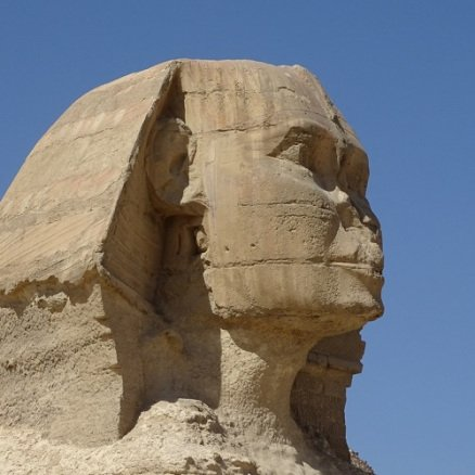 The Sphinx - Middle East Journey