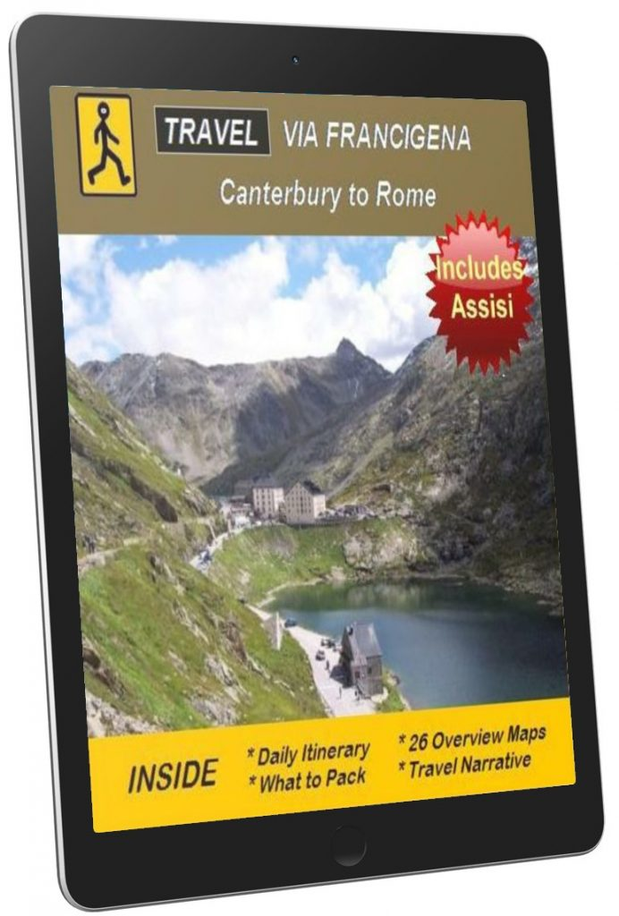 Itinerary the Road to Rome ebook