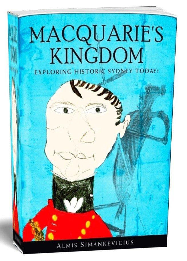 Macquarie's Kingdom - Good Walking Books