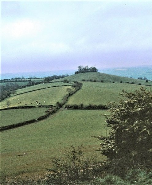 View from the Cotswold Way
