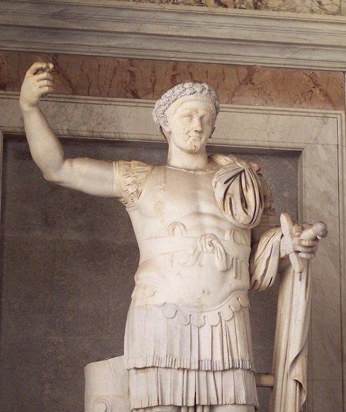 Roman general, Vatican Museum